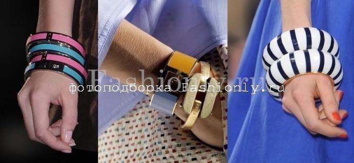 Украшения 2011 — модные браслеты Image