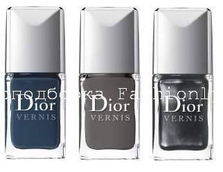 Лак для ногтей 2010 - осень Dior
