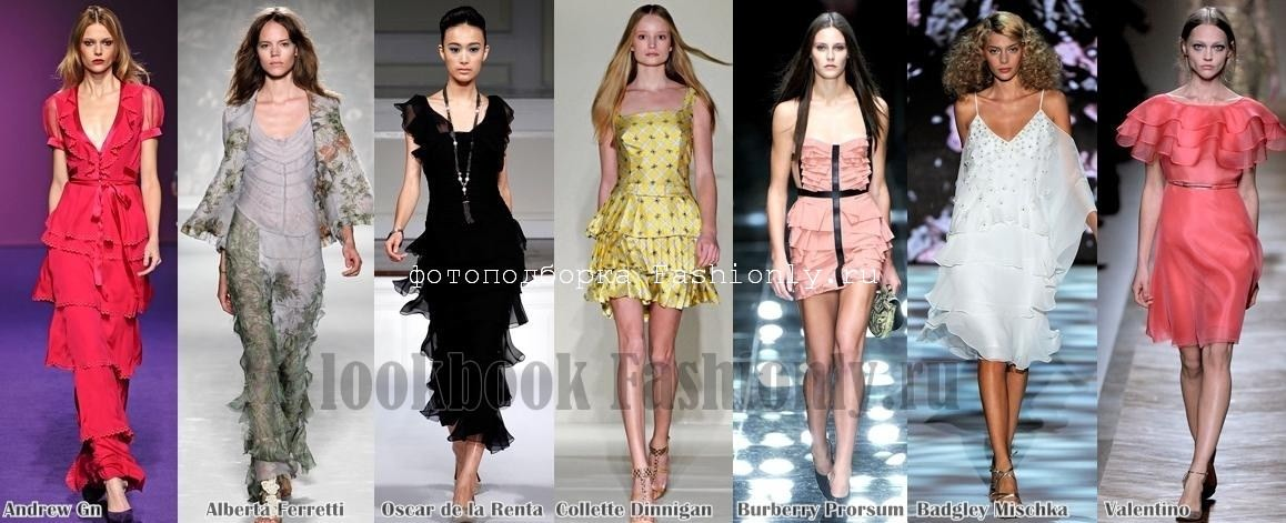 3954069b796eabf Летние платья 2011 года! | Мода. Последние тенденции в мире моды и ...