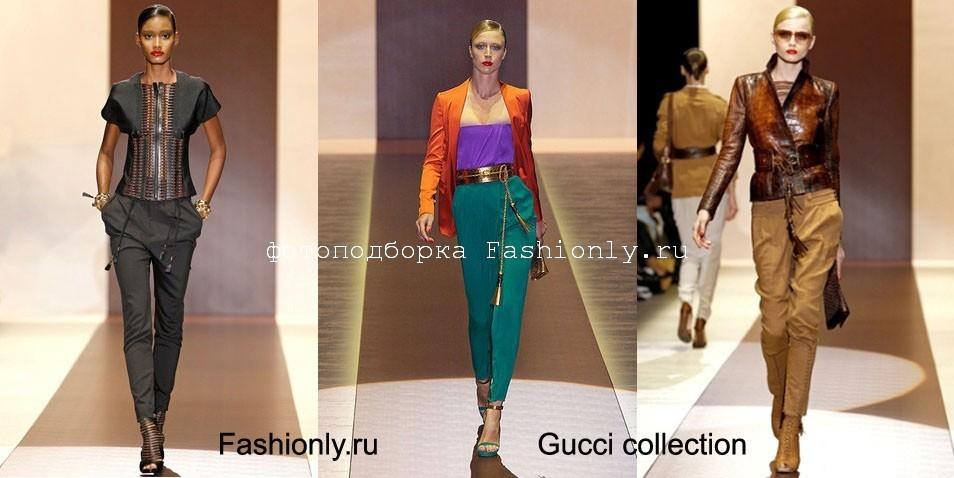 Галифе 2011 весна Gucci