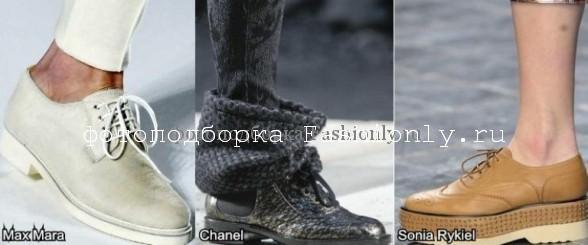 Обувь осень зима 2011 2012! Image