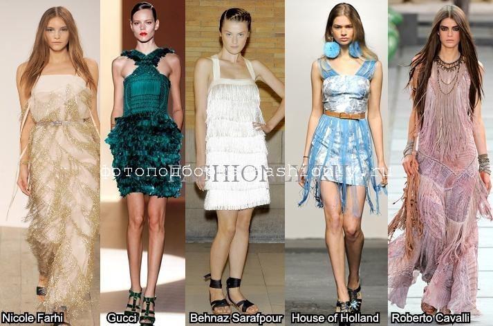 Модные тенденции 2011 лето