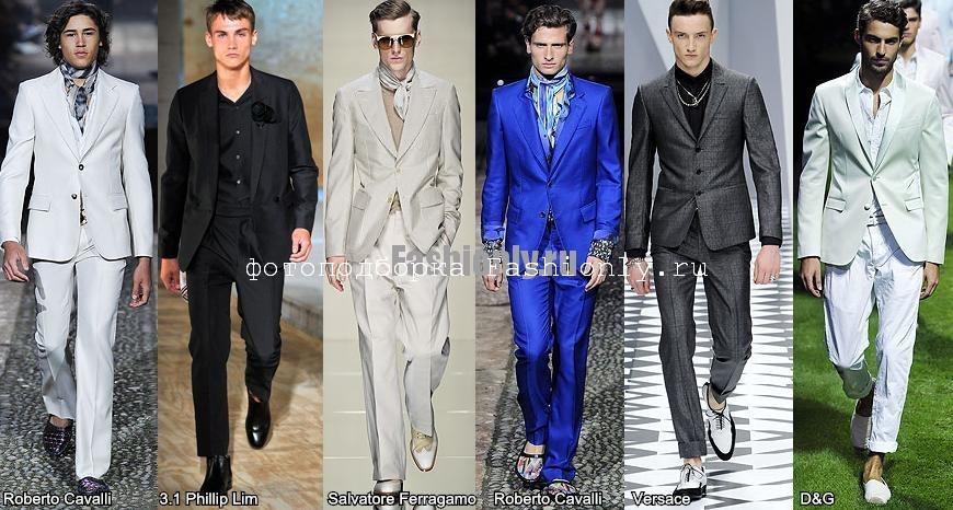 Как выбрать мужской костюм?