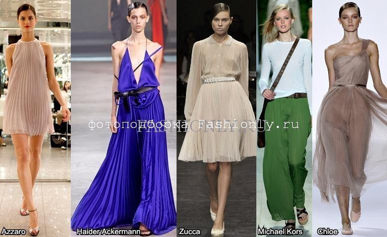 Что будет в моде летом 2011
