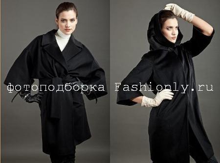 Модное весеннее пальто 2011