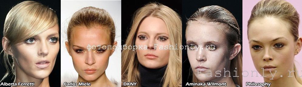 Тушь для ресниц - осенний тренд в макияже 2011