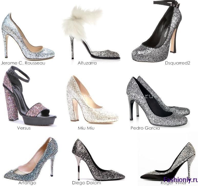 Выбираем обувь на Новый Год 2012