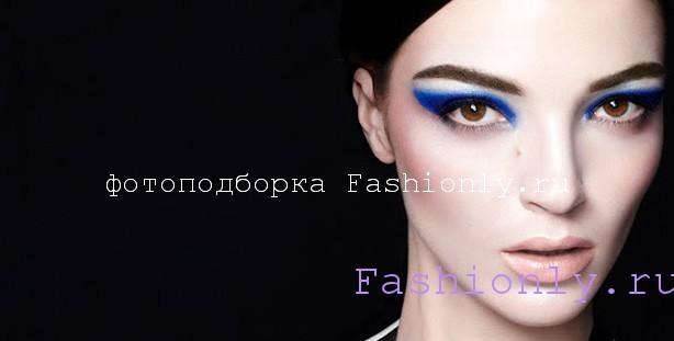 Макияж на Новый год 2012 - глаза