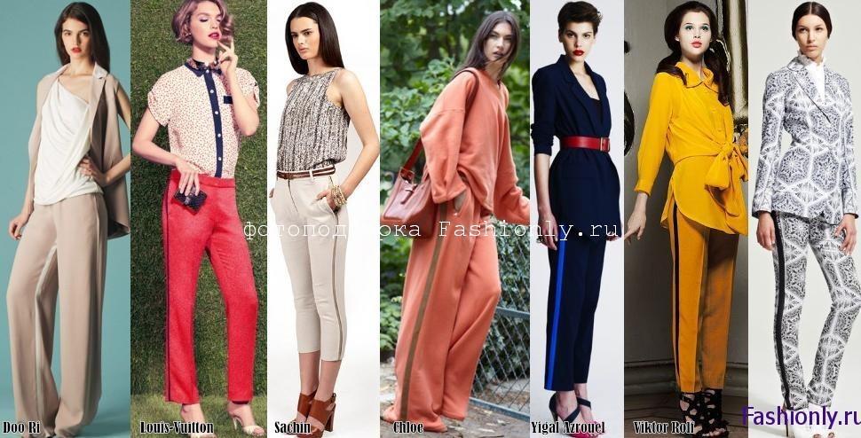 Весенняя мода 2012