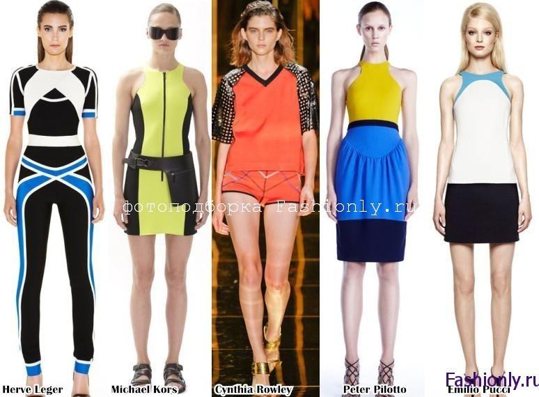 Спортивная мода весны 2012