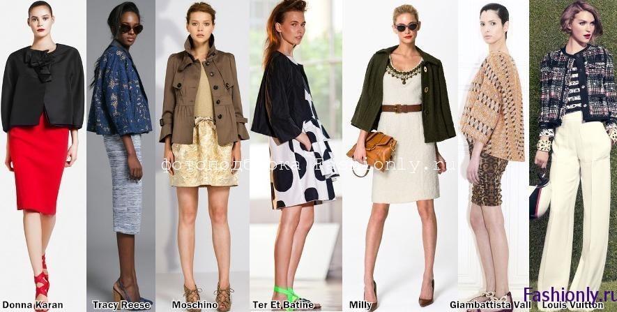 Весна 2012 мода