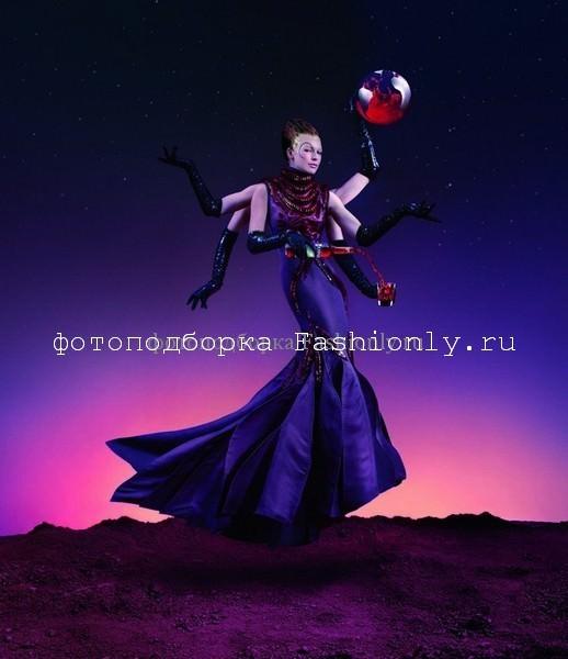 Новый календарь Campari на 2012 год Image