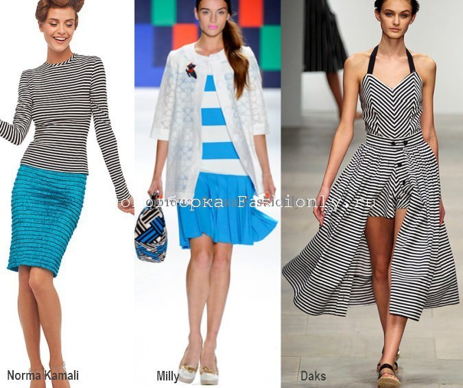 Что модно носить весной 2012