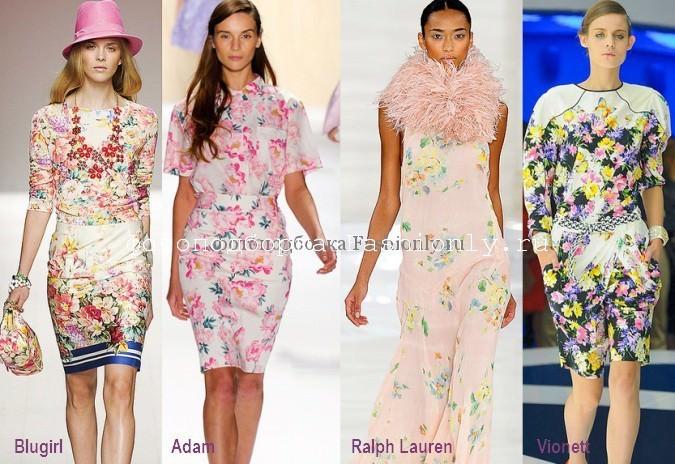 Что носить весной 2012 года?