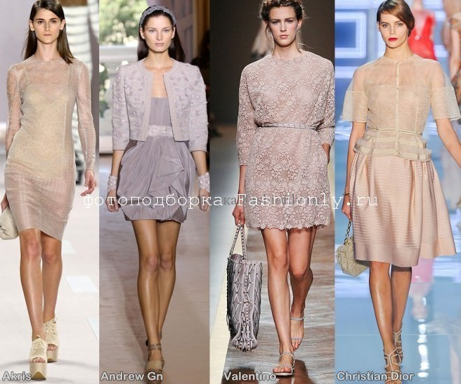 Парижские тренды весны 2012 года — the best! Image