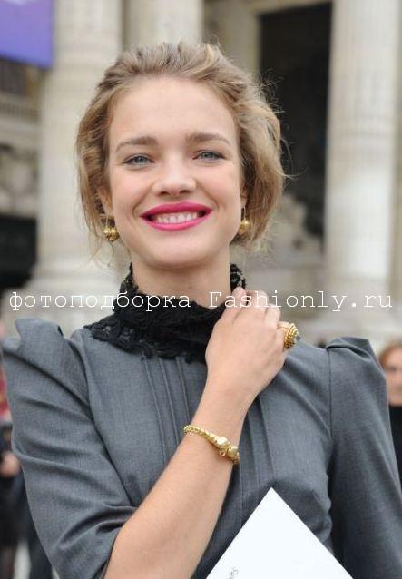 Наталья Водянова представила Stella McCartney и Givenchy Image