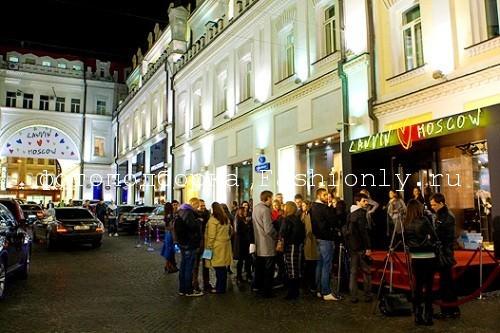 Открытие в Москве бутика Lanvin Image