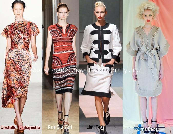 Что модно весной 2012 года?
