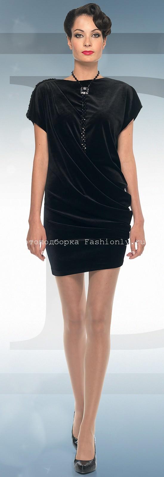 Маленькое черное платье на Новый Год