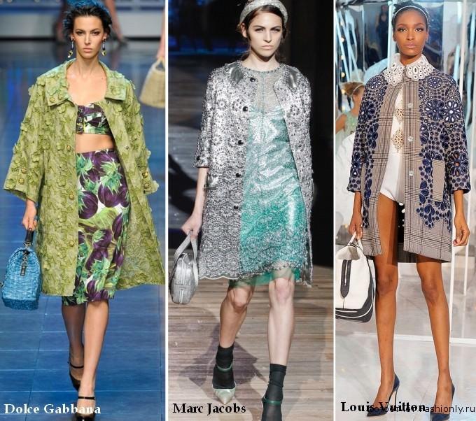 Самые модные вещи весны 2012 года