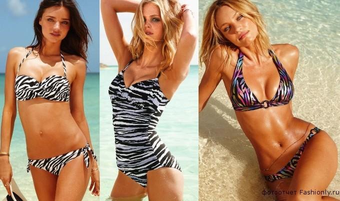 Фото купальников Victoria Secret 2012