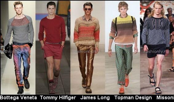 Весна 2012 мода мужская (8)