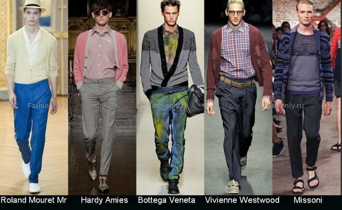 Весна 2012 мода мужская (7)