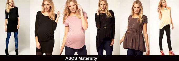 Туники для беременных 2012