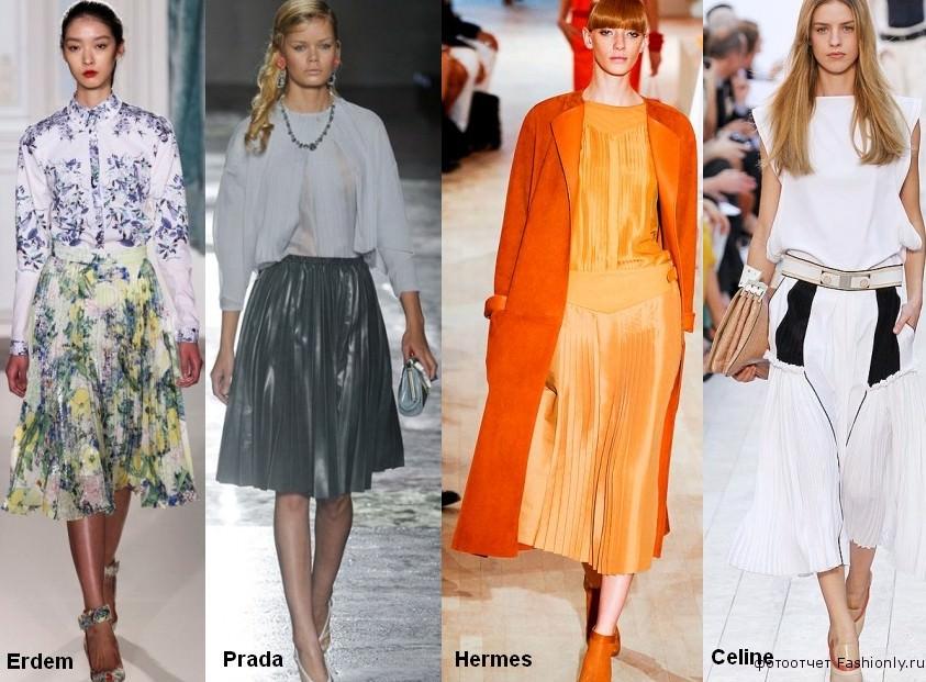 самые модные вещи весны 2012