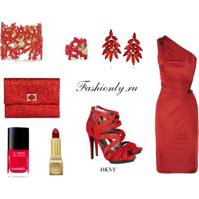 Красные туфли фото (5)