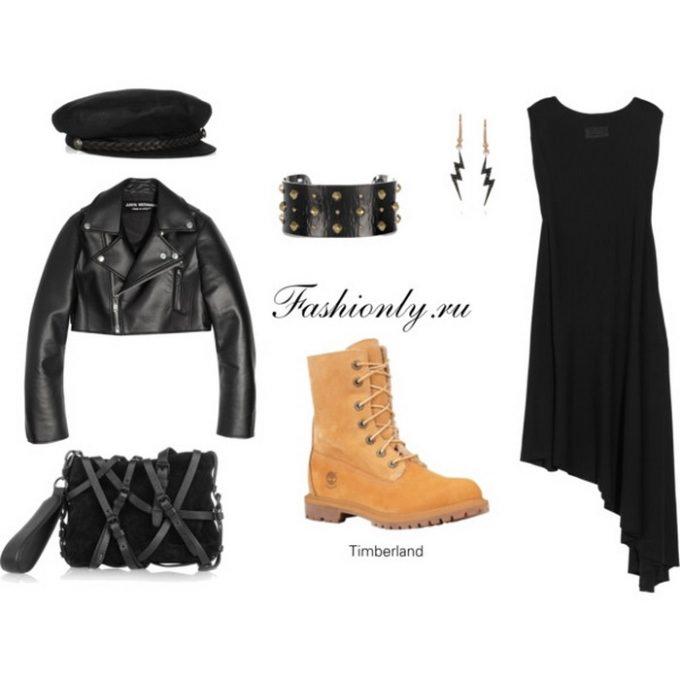 Тимберленды и гранжевый стиль