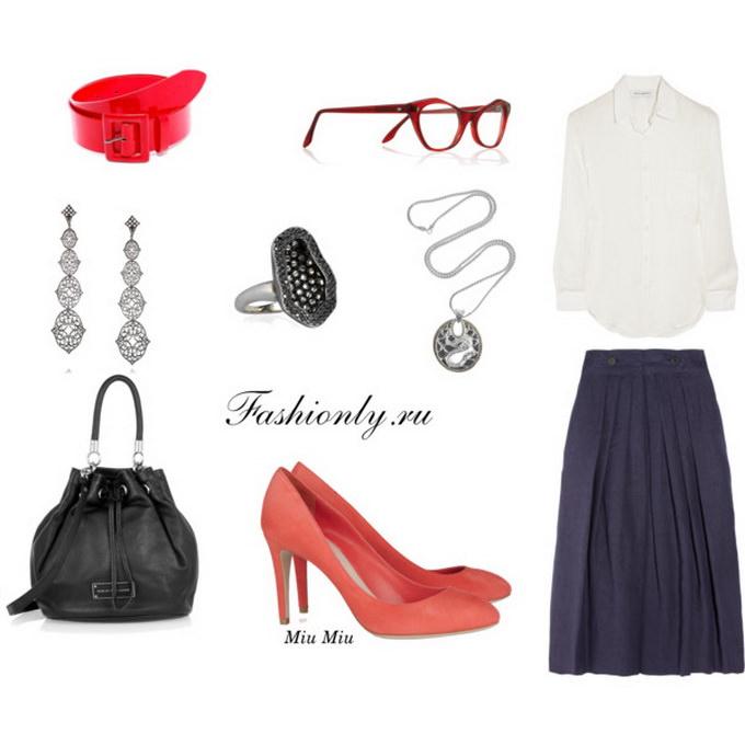 Красные туфли фото (3)