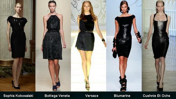 Модные вечерние платья 2012 фото (7)
