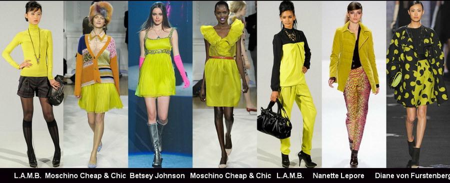 Модные цвета осень-зима 2012-2013 — топ 10! Image