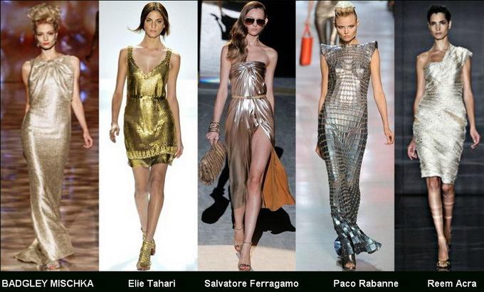 Модные вечерние платья 2012 фото (3)