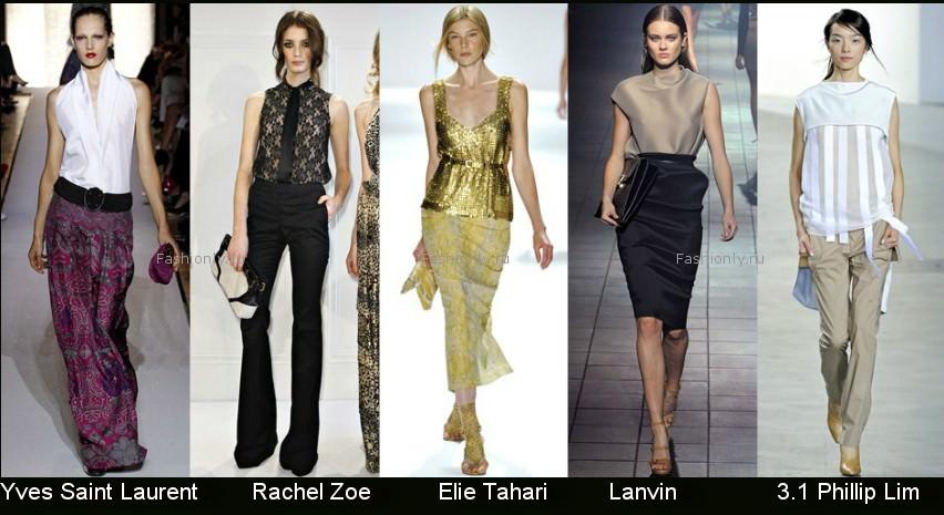 Описание: Модные майки 2012 года Модные штучки на.