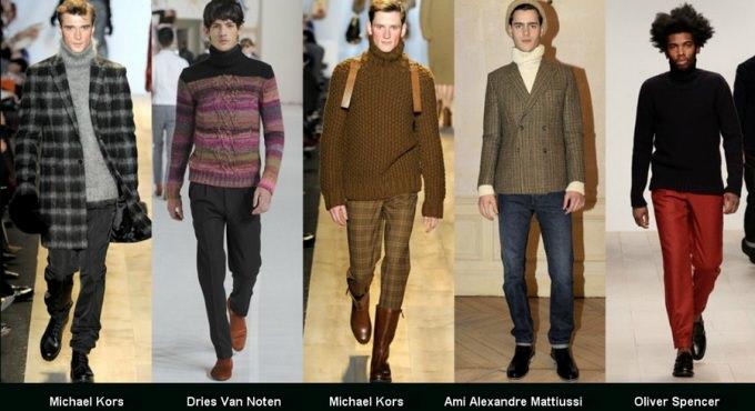 Мужская мода зима 2013 (2)