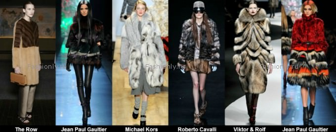 Модные шубы 2012 2013 фото (9)