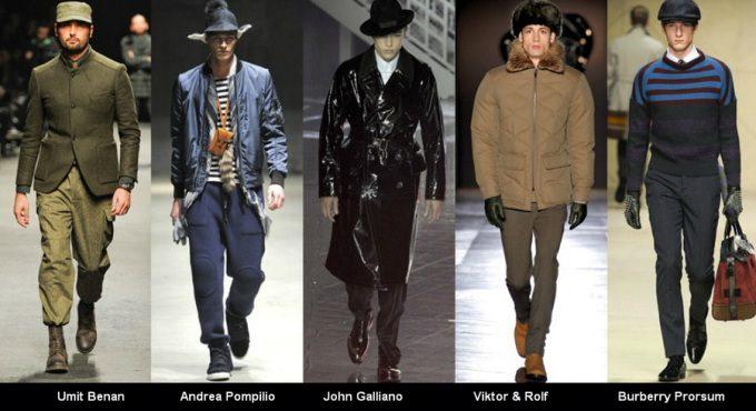 Мужская мода зима 2013 (1)