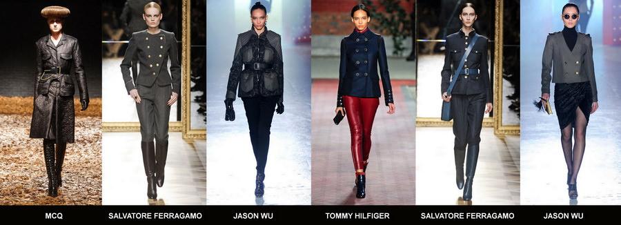 Модная одежда и обувь для осени и зимы, новые тенденции 2012-2013...