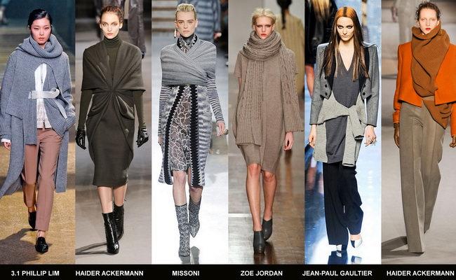 Модные кардиганы осени 2012 года (5)