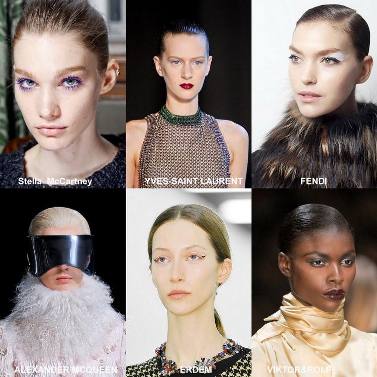 Модные прически осени 2012 (5)