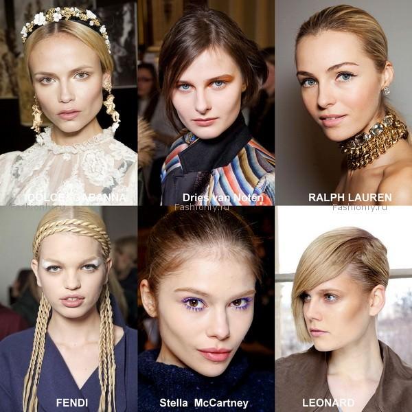 модный макияж 2012 осень зима (2)