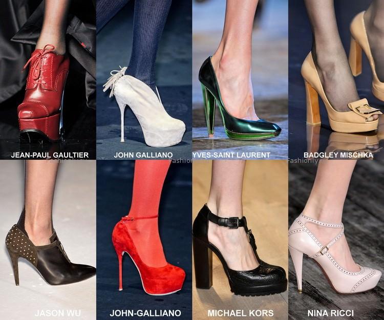 Самая модная обувь осени 2012 года (6)
