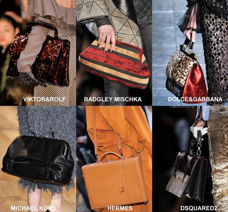 Модные сумки осени 2012 (2)