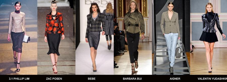 Модные жакеты осени 2012 (7)