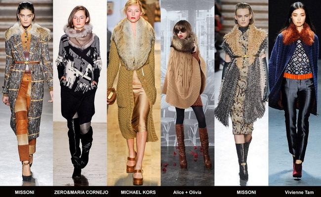 Модные кардиганы осени 2012 года (4)