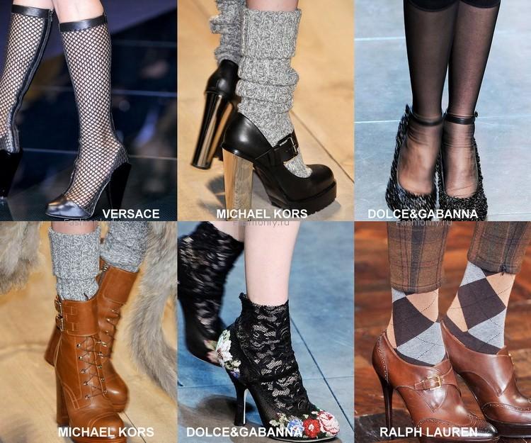 Самая модная обувь осени 2012 года (10)