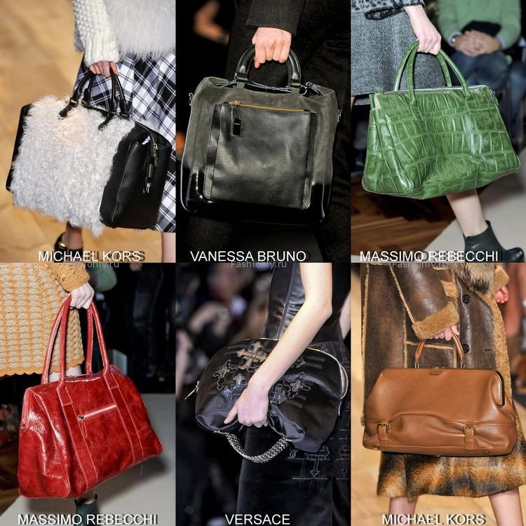 Модные сумки осени 2012 (4)
