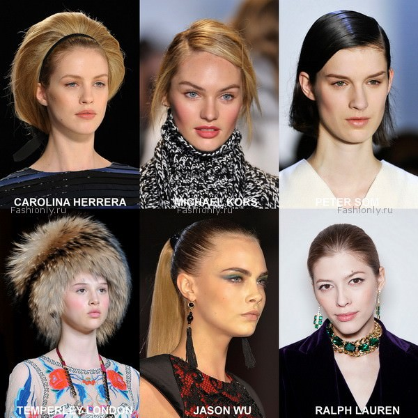 модный макияж 2012 осень зима (7)